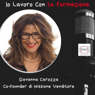 #41 Storie di professioniste coraggiose con Giovanna Carozza