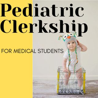 Why Pediatrics and Residency Applications