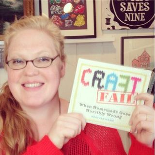 CraftFail – The Book That Made Me LOL