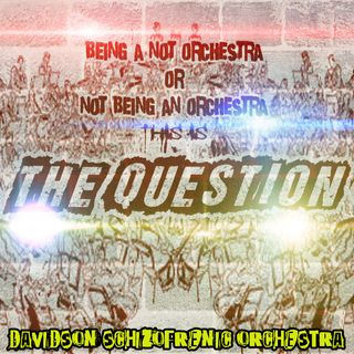 The Question - Being A Not Orchestra Or Not being An Orchestra This Is