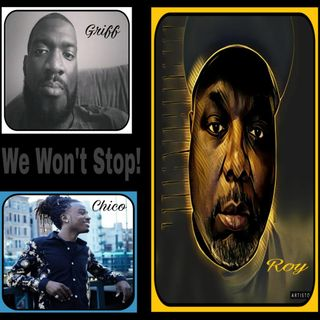 We Won't Stop_Roy Wash Feat. Griff & Chico Manolo