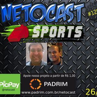 NETOCAST 1261 DE 26/02/2020 - ESPORTES - NFL - XFL - NBA - UFC