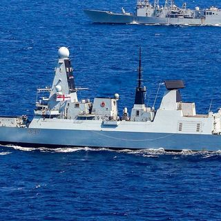 The UK's military boost in the Gulf - can it calm the waters with Iran?