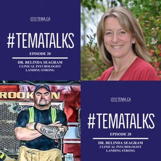 #TemaTalks Episode 20: Belinda Seagram