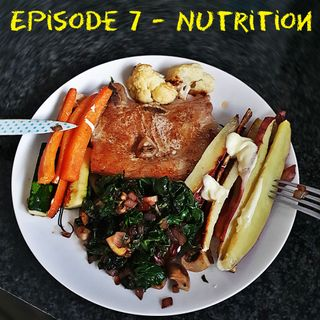 gerhardlivelife Episode 7 - Nutrition