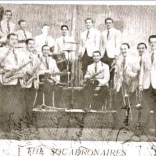 THE SQUADRONAIRES - THE MAHARAJA OF MAGADOR