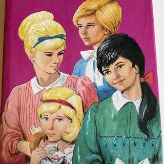"""Cap.20 """" La zia March sistema la cosa"""" da Piccole Donne di L. M. Alcott."""