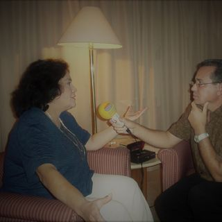 Voces - Invitada especial: Lilia Vera - Trova de amor (Entrevista de 2003)