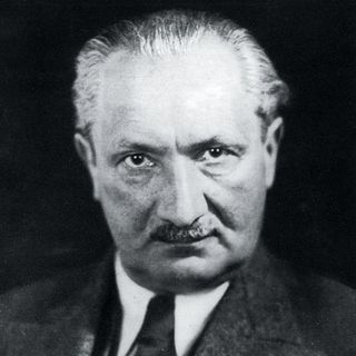 Episode 5 - Martin Heidegger: Insight and Uncertainty