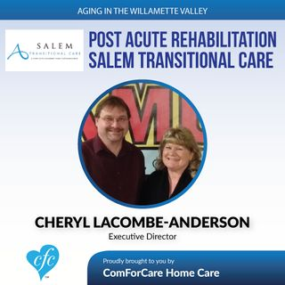 3/14/17: Cheryl LaCombe-Anderson of Salem Transitional Care | Post Acute Rehabilitation - Salem Transitional Care