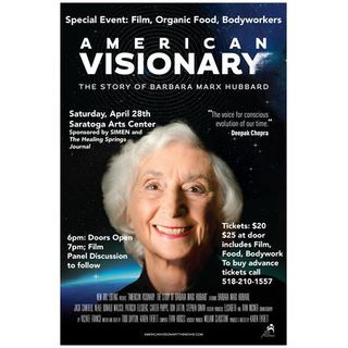 Mitchell Rabin's Roundtable:  Barbara M. Hubbard w Jean Houston, Hazel Henderson