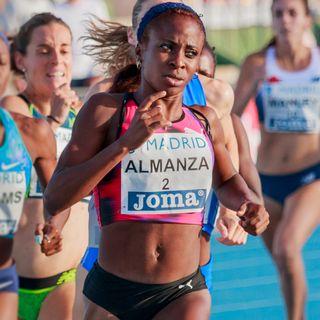Rose Mary Almanza clasifica a semifinales en Doha, Catar