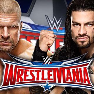 The Game Changer! Change Triple H vs Roman Reigns Please!!!