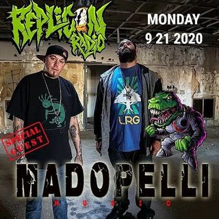 Madopelli Music 9/21/20 Replicon Radio