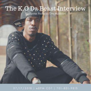 The K.O Da Beast Interview.