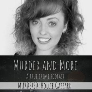 MURDERED: Hollie Gazzard