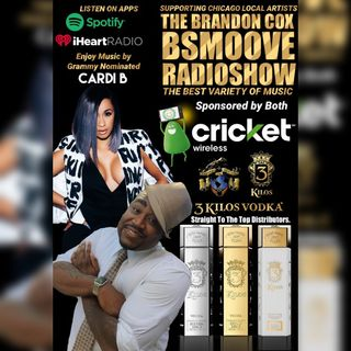 THE BSMOOVE RADIOSHOW LIVE WITH THE COX'S