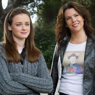 Gilmore Girls: Rory and Lorelai