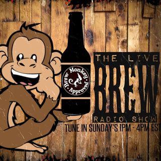 The Live Brew Radio Show Episode 5 2/21/16