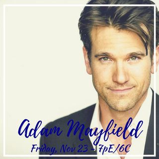 CHRISTMAS MUVIES SPOTLIGHT SPECIAL EDITION - SPECIAL GUEST ACTOR ADAM MAYFIELD