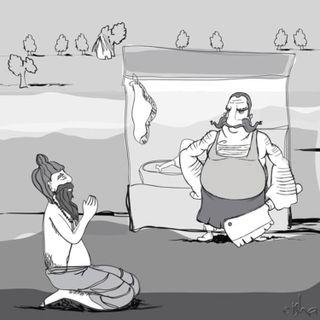 The Yogi and the Butcher
