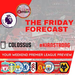 3 Points at the cottage? | Friday Forecast with Colossus Bets