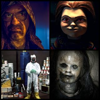 AHS: 1984, A Weird Netherlands Prepper Story, A review of Child's Play, Bride of Chucky & Creepy Dolls