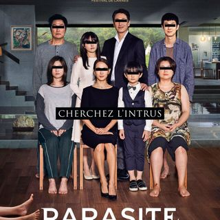 Critique du Film PARASITE [Bobo Léon et Géraldine]