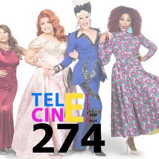 ¡Dragnificas! | Telecinevision 274 (18/06/20)