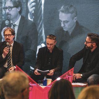 Mario Cucca + Telmo Pievani + Enrico Redaelli | Creazione, Invenzione, Evoluzione | KUM19