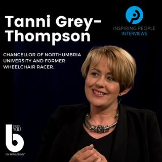 Episode #50:  Tanni Grey-Thompson