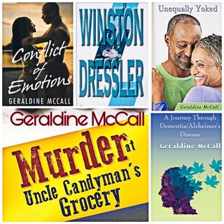 Dr Paul W Dyer Talks With Miss Geraldine McCall Autho