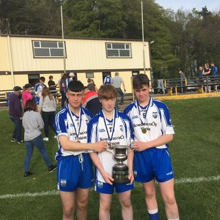 PAUL RELLIS, Deise Óg Waterford U15 Hurlers (who are in action this weekend)