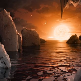 372-Trappist-1 Planets
