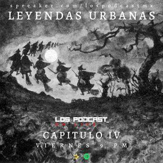 LEYENDAS URBANAS, CAPÍTULO IV: BRUJAS