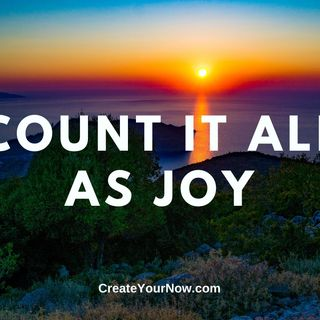 1849 Count It All As Joy