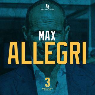 Max Allegri: dalla passione per l'ippica alle sfide con Pogba