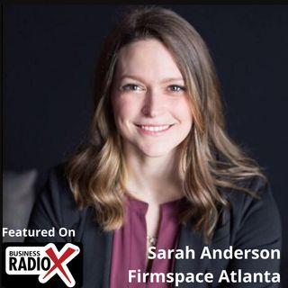 Sarah Anderson, Firmspace Atlanta