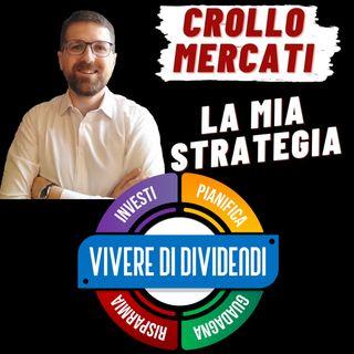 CROLLO AZIONARIO -  Bilanciamento e rotazione dei portafogli - gestione strategia