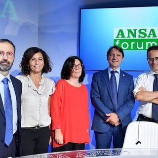Forum ANSA con Pasquale Tridico