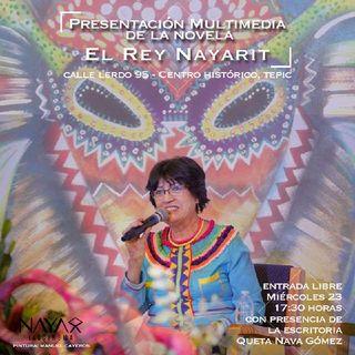Entrevista Escritora Queta Navagómez 1