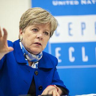 RADAR. Crisis económica  mundial, de acuerdo a la CEPAL, que dirige Alicia Bárcena