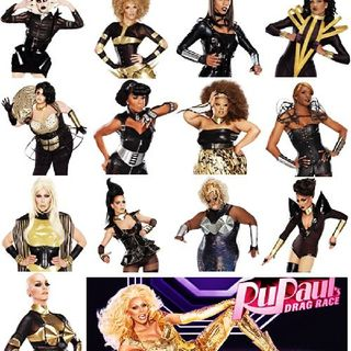 GAY PLUS RUPAUL DRAG RACE TALK
