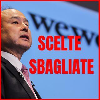 Softbank perde 6 miliardi per colpa di WeWork ed Uber
