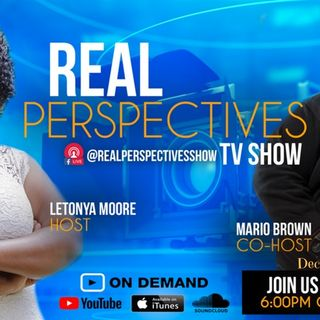 REAL PERSPECTIVES RADIO