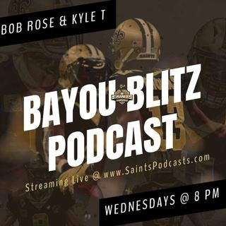 Bayou Blitz:  Saints vs Rams Game Preview