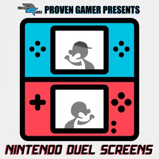 Nintendo Duel Screens 99 – Battle of the Beards | Guest Host: Brett Pennings | MageQuit
