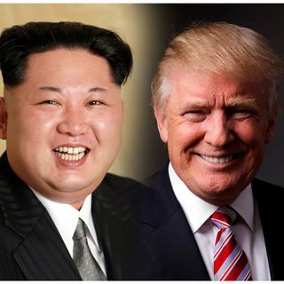 Episode 560 | S. Korean President Brings Trump & Kim To the Table: How Trump Can Get a Win or F*ck This Up