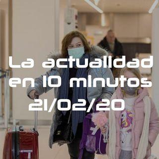 La actualidad en 10minutos - 11 (25/02/20