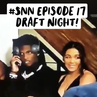 Episode 17 - #SNN - Tony Davis, Omar Ladner with special guest V and Trey